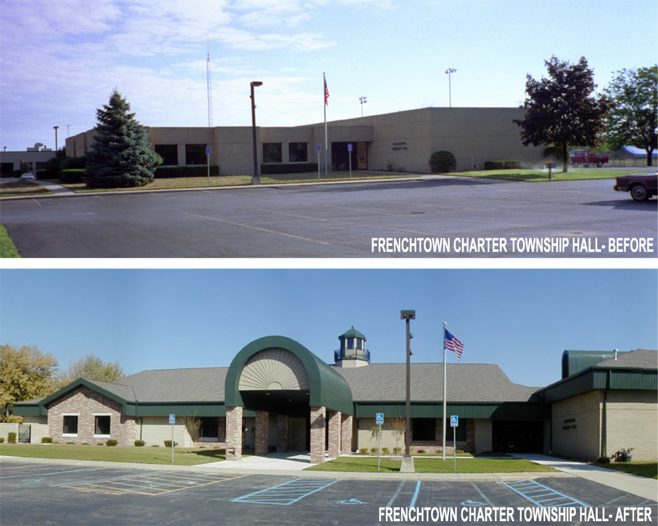 Frenchtown Township Before-After
