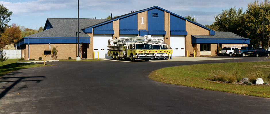 Monroe Charter Township Fire Station SE