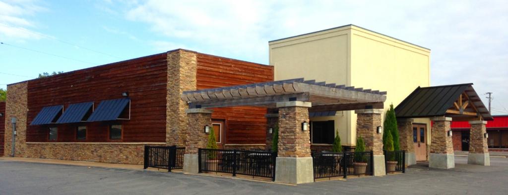 Michigan bar restaurant kohler architecture inc for Cuisine 1300 monroe mi