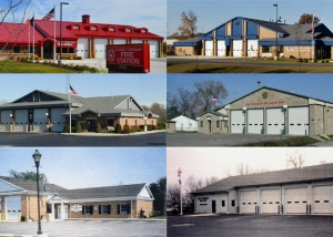 Monroe County Fire Stations