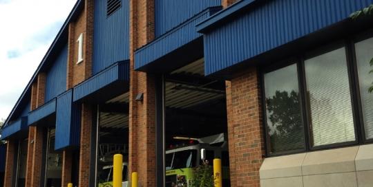 Monroe Township Fire Station Dispatch