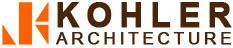 Kohler Architecture, Inc. Logo